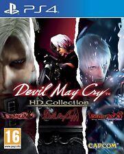Devil May Cry HD Collection PS4 ESPAÑOL  NUEVO PRECINTADO CASTELLANO ESPAÑOL