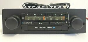 76-81 BLAUPUNKT MARBURG CR STEREO PORSCHE OEM Classic Car FM Radio +MP3 WARRANTY