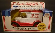 """New Tractor Supply Co. 1913 Ford Model """"T"""" Delivery Die Cast Metal Bank #1399"""