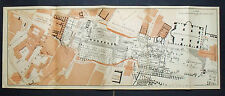 1899 Antica Topografica = ROMA, MONS PALATINUS = ITALIA.SCALA 1:1600