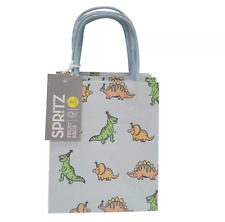 New 6ct Dinosaur Treat Bags - Spritz