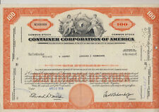 Container Corporation of America 1968