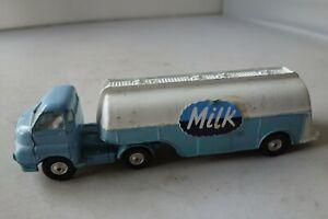 CORGI REPAINT - BEDFORD MILK TANKER - BLUE - USED - L@@K!!
