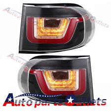 For 2007-2014 Toyota FJ Cruiser LED Brake Tail Lights Rear Lamp Red Light Strip