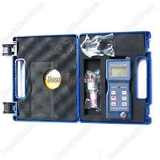 Digital Testing TM-8810 Ultrasonic Wall Thickness Gauge Meter Tester Steel PVC