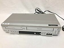 Emerson EWD-2003 DVD/VHS Combo Player | Tested & Fully Functioning nc
