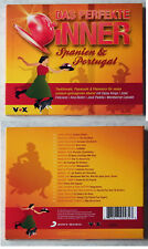 DAS PERFEKTE DINNER Spanien & Portugal - Jose Feliciano,... Sony Digipak CD TOP