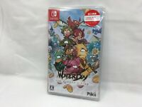 Nintendo Switch Japan Wonder Boy The Dragon's Trap Tracking Number from Japan