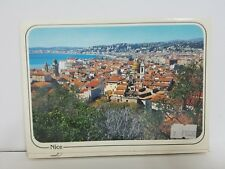Nice, France Souvenir Postcards Travel Booklet (Set of 12)