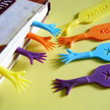 4 pcs/set Colorful Plastic Bookmarks Set Creative Gift Children Stationery_jiJUZ