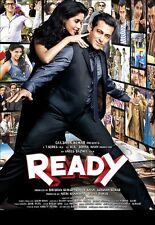 Ready (2011) - Salman Khan, Asin, Paresh Rawal - bollywood hindi movie dvd
