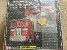 transformers masterpiece Optimus Prime MP-4 Convoy Trailer New The Last Knight
