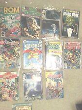 HUGE Comic Book Lot Marvel DC Comics Eclipse Superman Spiderman Ironman X-Men