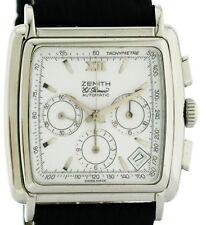 Zenith El Primero Carré Classik Chronograph Ref. 90/01 0420 400 in Stahl