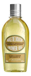 L'Occitane Almond Shower Oil 8.4 fl oz 250 ml. Body Oil