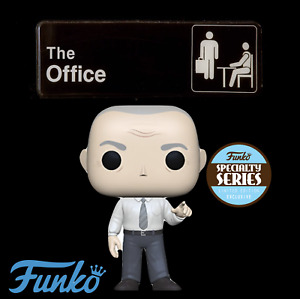 Funko Pop Creed Specialty Series  {Pre-Order} The Office + Protector