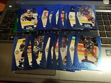1998-99 UD CHOICE STARQUEST BLUE COMPLETE 30 CARD Insert Set Gretzky Roy