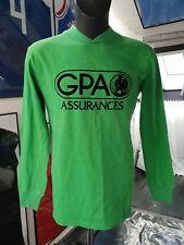 Maillot jersey shirt France PSG Paris montigny M porté worn vintage ventex