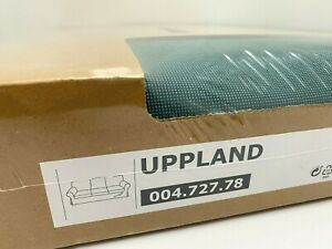 Ikea UPPLAND 3-Seat Sofa (NOT Loveseat) COVER ONLY Totebo Dark Turquoise - NEW