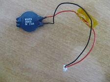 Fujitsu Amilo Xa1526 XA2528 Pa3515 Pa1538 V2010 CMOS BIOS Batterie + Kabel