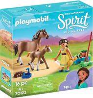 PLAYMOBIL?? Spirit Riding Free PRU with Horse & Foal