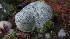 Very Fine Japanese 19th Century Meiji Granite Stone Turtle Figure Statue