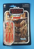 BATTLE DROID VC78 Star Wars THE PHANTOM MENACE Vintage Collection MOC 3.75""