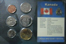 Canada  - 2003  6 Coins  New