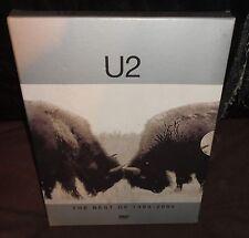 U2 - The Best Of 1990-2000 (DVD, 2002, 2-Disc)