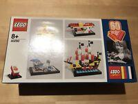 Lego 40290 - 60 Years Of The Lego Brick. New, Sealed.