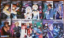 Lot of 12 Bubblegum Crisis Tokyo 2040 Complete VHS Video Nw Anime English Dubbed