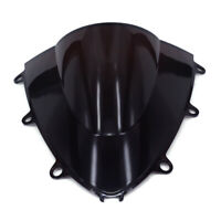 ABS Windshield Windscreen Screen For Honda CBR1000RR 2008-2011 Black Motorcycle