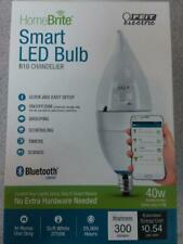 Home Brite Smart LED Bulb B10 Chandelier Brand New!!