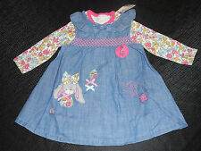 Embroidered NEXT Outfits & Sets (0-24 Months) for Girls