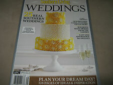 NEW! Southern Living WEDDINGS 2013 25 Real Southern Wedding Planner 128 pages
