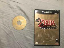 Legend of Zelda: The Wind Waker (GameCube, 2003) no instruction manual Tested