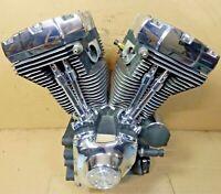 2007-2011 Harley Davidson Street Glide Twin Cam 96 Complete ENGINE MOTOR