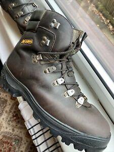 Asolo walking boots  Uk11 Waterproof