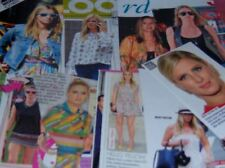 Nicky Hilton 89 pc German Clippings Collection Paris