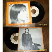 FRANCOISE HARDY - Dame Souris Trotte French PS 7' Sixties Pop