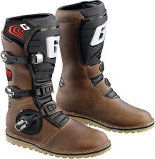 Gaerne 2522-013-009 Balance Motorcycle Boots Oiled Brown 9