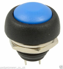 Componenti elettrici blu senza marca per il fai da te