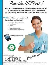 Pass The Hesi A2: A Complete Study Guide With Practice Test Questions: By Com...