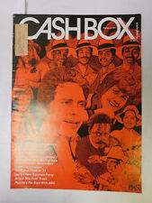 Cash Box Magazine Feb. 8, 1975 - Rocky Horror Picture Show, Steppenwolf