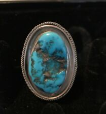 Native American Navajo Turquoise Ring