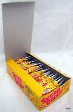 Sugar Daddy Caramel Pops 48 Ct Chewy Bulk Candy Candies Lollipops Lollipop Pop
