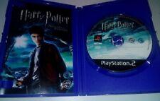 Harry Potter y el misterio del príncipe PS2
