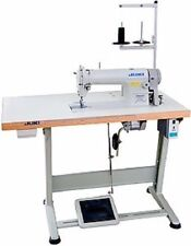New Juki DDL-8100E Industrial Sewing Machine + Servomotor + table