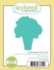 TAYLORED EXPRESSIONS    HYDRANGEA   BOUQUET  DIE  TE827
