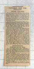 1925 Deep Sea Diving Feat Capt Benjamin Leavitt, Commanding Blakely